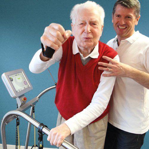imoove, pour la mobilisation physique et la rééducation neuro-motrice