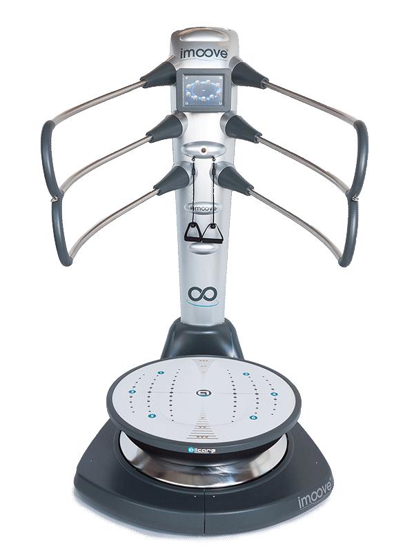 imoove - plateforme kine - huber 360